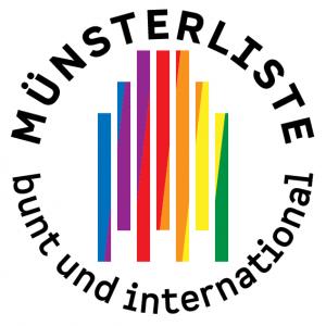 Münsterliste bunt und international