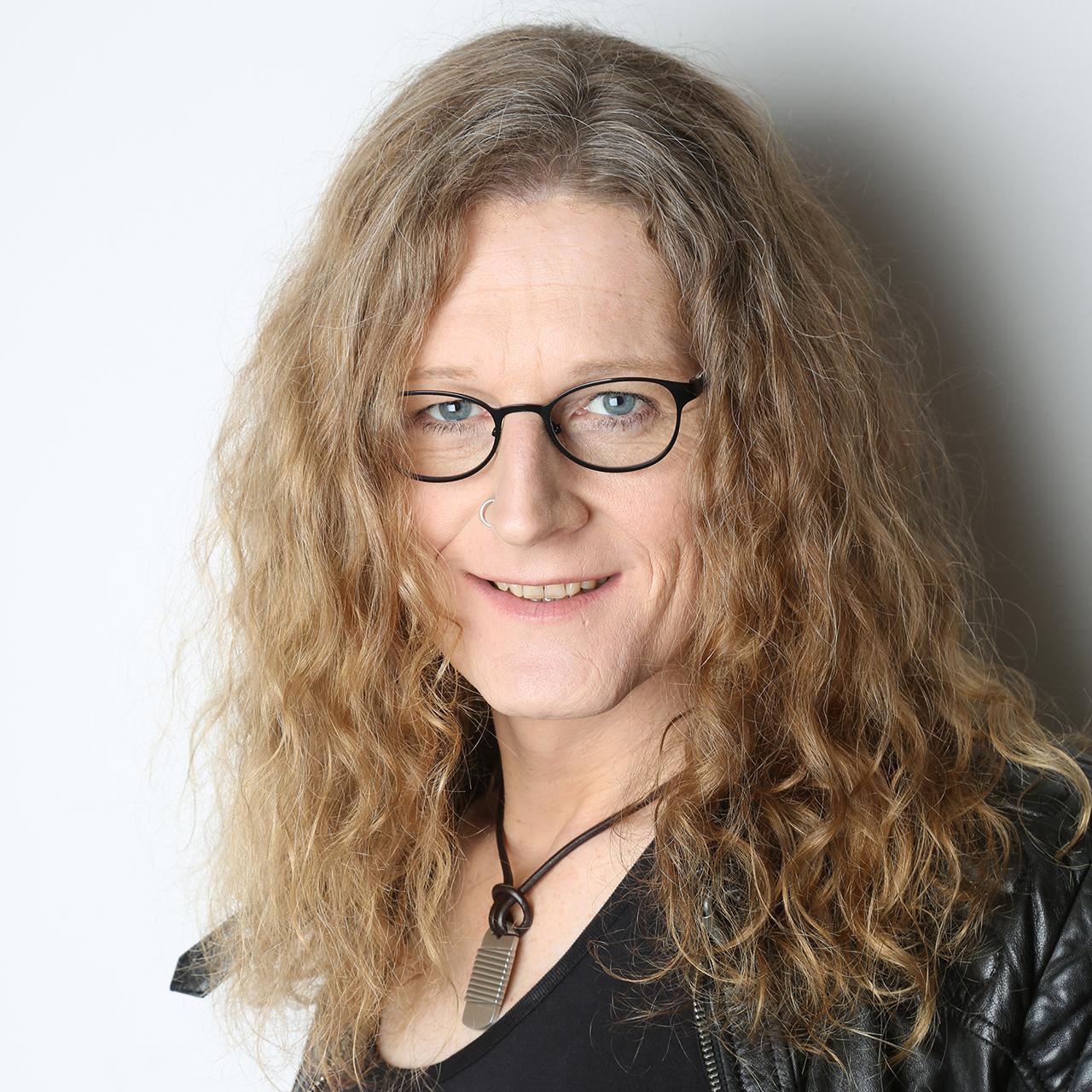 Sprecherin der Münsterliste und Direktkandidatin für den Bundestag 2021 Sarah Geselbracht
